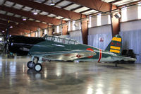 N7130C @ MAF - Tora Tora Tora - Kate replica at the Commemorative Air Force hangar - Mildand, TX - by Zane Adams