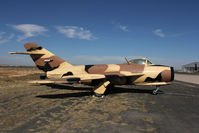 N1VC @ MAF - At the Commemorative Air Force hangar - Mildand, TX