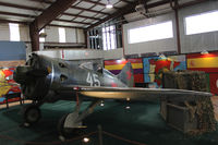 N30425 @ MAF - At the Commemorative Air Force hangar - Mildand, TX