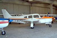 I-ACPD @ LIPU - ACPD   Piper PA-28R-200 Cherokee Arrow II [28R-7535080] Padova~I 16/07/2004
