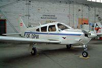 OE-DPW @ LOAN - Piper PA-28R-200 Cherokee Arrow [28R-35680] Weiner Neustadt-Ost~OE 17/04/2005