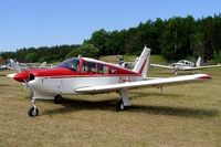 OH-PJU @ ESKB - Piper PA-28R-200 Cherokee Arrow [28R-35286] Barkarby~SE 07/06/2008