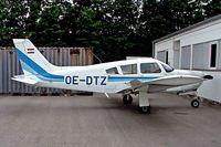 OE-DTZ @ LOAG - Piper PA-28R-200 Cherokee Arrow II [28R-7335376] Krems~OE 11/07/2009