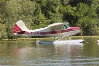 N1183H @ 96WI - 1948 Aeronca 15AC, c/n: 15AC-194 - by Timothy Aanerud
