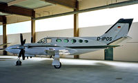 D-IPOS @ EDLW - Cessna 425 Corsair [425-0120] Dortmund~D 23/05/1998 - by Ray Barber
