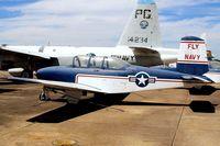 N8709S @ KNPA - Beech T-34B Mentor [BG-260] Pensacola NAS~N 10/04/2010