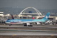 F-OJTN @ KLAX - Airbus A340-300