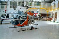LDF-6 @ FAGM - Westland-Bell 47G-3B1 [WA.606] (Lesotho Defence Force) Rand~ZS 07/10/2003