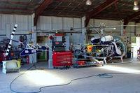 VH-RTO @ YCDR - Bell 47G-5A [25052] Caloundra~VH 19/03/2007