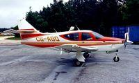 CS-AGQ @ LPCO - Rockwell Commander 112A [172] Coimbra~CS 04/05/2000 - by Ray Barber