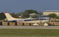 N92481 @ KOSH - Airventure 2012 - by Todd Royer