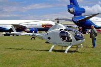 G-NEEL @ EGBP - Rotorway Exec 90 [5002] Kemble~G 10/07/2004