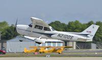 N2100S @ KOSH - Airventure 2012 - by Todd Royer