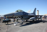87-0259 @ KHST - F-16 Fighting Falcon (87-0259) from the 482nd Fighter Wing at Homestead Air Reservice Base sits on static display at Wings over Homestead - by Jim Donten