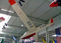 D-1619 - Scheibe Bergfalke II/55 [374] Sinsheim~D 22/04/2005