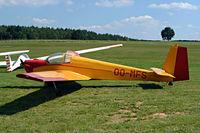 OO-MFS @ EBTX - Scheibe SF-25C Falke 1700 [4213] Verviers~OO 15/08/2002