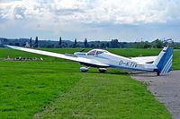 D-KTIV @ EDVY - Scheibe SF-25C Rotax-Falke [44614] Porta Westfallica~D 24/05/2006 - by Ray Barber