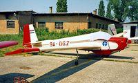9A-DGZ @ LDZL - Scheibe SF-25B Falke [4815] Lucko~9A 18/06/1996 - by Ray Barber