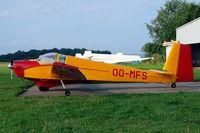 OO-MFS @ EBTX - Scheibe SF-25C Falke 1700 [4213] Theux-Verviers~OO 13/08/2010