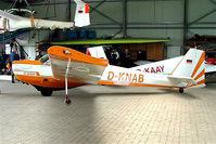 D-KNAB @ EDVY - Scheibe SF-25C-2000 Falke [44338] Porta Westfallica~D 24/05/2006 - by Ray Barber
