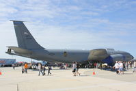 60-0339 @ KMCF - KC-135 Stratotanker (60-0339) from the 6th Air Mobility Wing/927th Air Refueling Wing sits on display at MacDill Air Fest - by Jim Donten