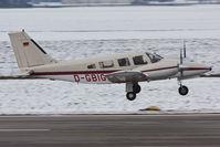 D-GBIG @ EDMA - Take off via runway 07 IFR to Straubing (EDMS). - by Marc Ulm