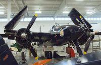 N6178C @ KPAE - Grumman F7F-3 Tigercat at the Historic Flight Foundation, Everett WA - by Ingo Warnecke