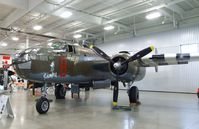 N88972 @ KPAE - North American B-25D Mitchell at the Historic Flight Foundation, Everett WA - by Ingo Warnecke