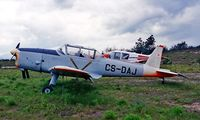 CS-DAJ @ LPCO - DAJ  OGMA DHC-1 Chipmunk T.20 [OGMA-32] Coimbra~CS 04/05/2000 - by Ray Barber