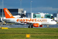 G-EZAS @ EGCC - easyJet - by Chris Hall