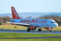 G-EZGC @ EGCC - easyJet - by Chris Hall