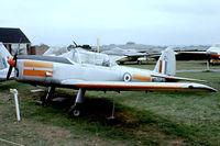 WB758 - DHC-1 Chipmunk T10 [C1/0207] Torbay Aircraft Museum, Paignton~G 13/07/1976