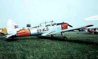 OY-ALD @ EKVJ - DHC-1 Chipmunk 22 [C1/0902] Stauning~OY 05/06/1982. Image taken from a slide.