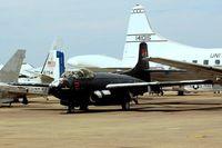 124598 @ KNPA - Douglas F-10B Skyknight (F3D-2) [7468] Pensacola NAS~N 10/04/2010.