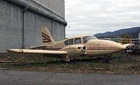 N14230 @ KLHV - It may look like junk, but I believe the William T. Piper has plans to restore this bird. - by Daniel L. Berek