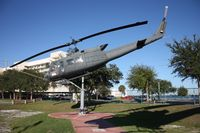 71-20139 - UH-1 Iroquois in Cocoa FL Veterans Park - by Florida Metal