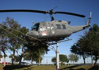 71-20139 - UH-1 Cocoa FL veterans park - by Florida Metal
