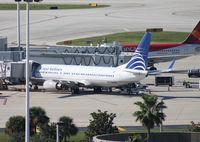 HP-1718CMP @ MCO - Copa 737-800