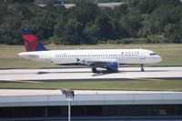 N322US @ TPA - Delta A320