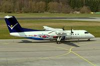 OE-LSB @ EDNY - DHC-8Q-314 Dash 8 [525] (Intersky) Friedrichshafen~D 03/04/2009