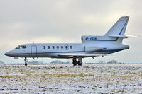 M-VGIN @ EGGW - 2001 Dassault Aviation MYSTERE-FALCON 50, c/n: 320 - by Terry Fletcher