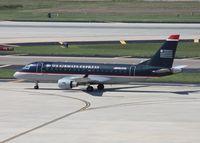 N802MD @ TPA - US Airways EMB-170