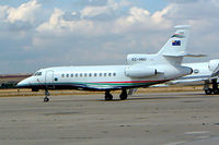 EC-HNU @ LETO - Dassault Falcon 900EX [62] Madrid-Torrejon~EC 19/09/2002