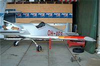 OH-XES @ EFUT - Druine D.31 Turbulent [01] Utti~OH 17/05/2003.