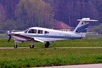 I-MAVV @ EDNY - Piper PA-28RT-201T Turbo Arrow IV [28R-8131076]  Friedrichshafen~D 21/04/2005