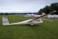 BGA3675 @ X2NM - Schempp-Hirth HS.4 Standard Cirrus [572] Nympsfield-Glos~G 14/08/2004. Coded *GAH*. - by Ray Barber