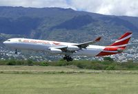 3B-NAY @ FMEE - Landing rwy 14 - by Mickael Payet
