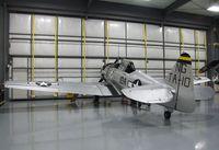 N190FS @ KBLI - North American AT-6D at the Heritage Flight Museum, Bellingham WA - by Ingo Warnecke