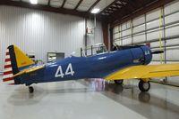 N706F @ KBLI - North American AT-6F at the Heritage Flight Museum, Bellingham WA
