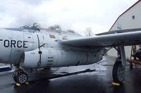 N16565 - Northrop F-89J Scorpion at the Heritage Flight Museum, Bellingham WA